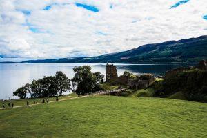 L'Urquhart Castle ovvero una delle fortezze più grandi della Scozia