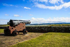 Il Fort George nato per imporre alle Higlands la presenza militare britannica