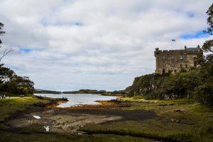 Il castello di Dunvegan in Scozia con numerosissime storie e leggende
