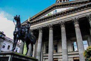 il GOMA, il più importante museo di arte contemporanea della Scozia