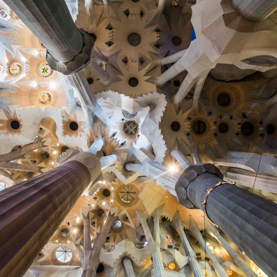 La Sagrada Familia, il punto di riferimento più visitato a Barcellona