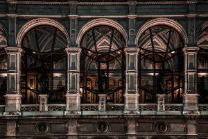 Vienna e il suo stile esclusivo con il teatro dell'Opera
