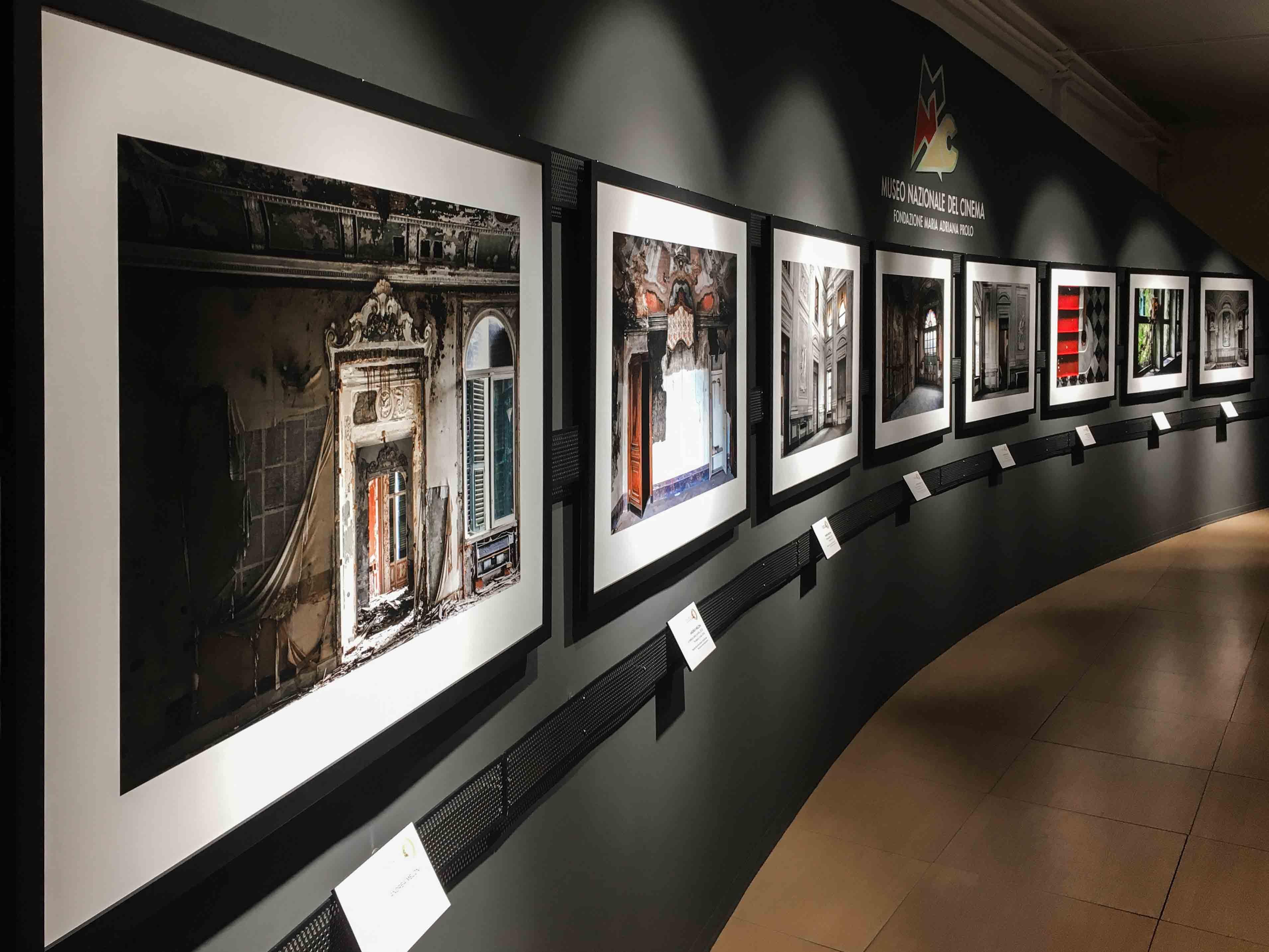 Mostra Art of Decay Andrea Meloni al Museo del Cinema di Torino