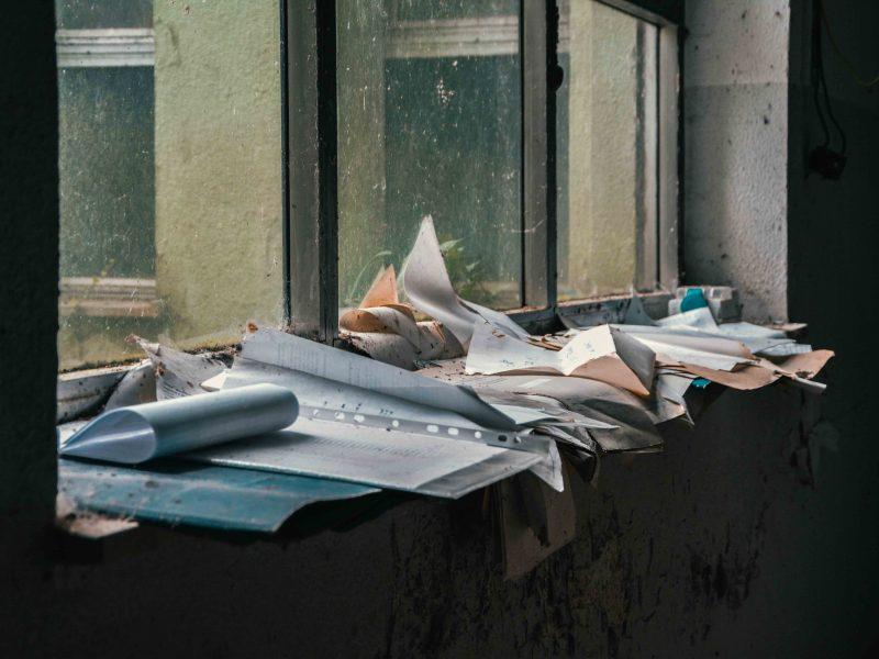 Urbex Piemonte Manicomio Abbandonato. Documentazioni