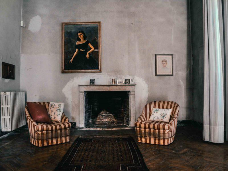 Urbex Toscana: La stupenda e ormai abbandonata Villa E.