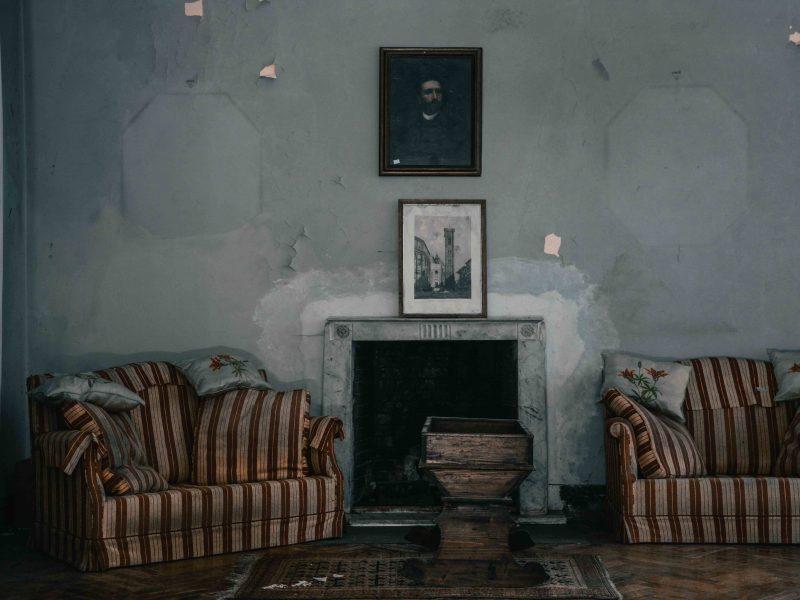 Urbex Toscana: La bellissima e ormai abbandonata Villa E.