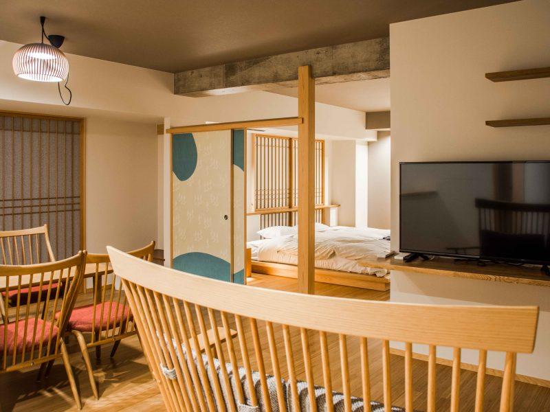 Kyoto, alla scoperta dell'hotel GrandWest Arashiyama