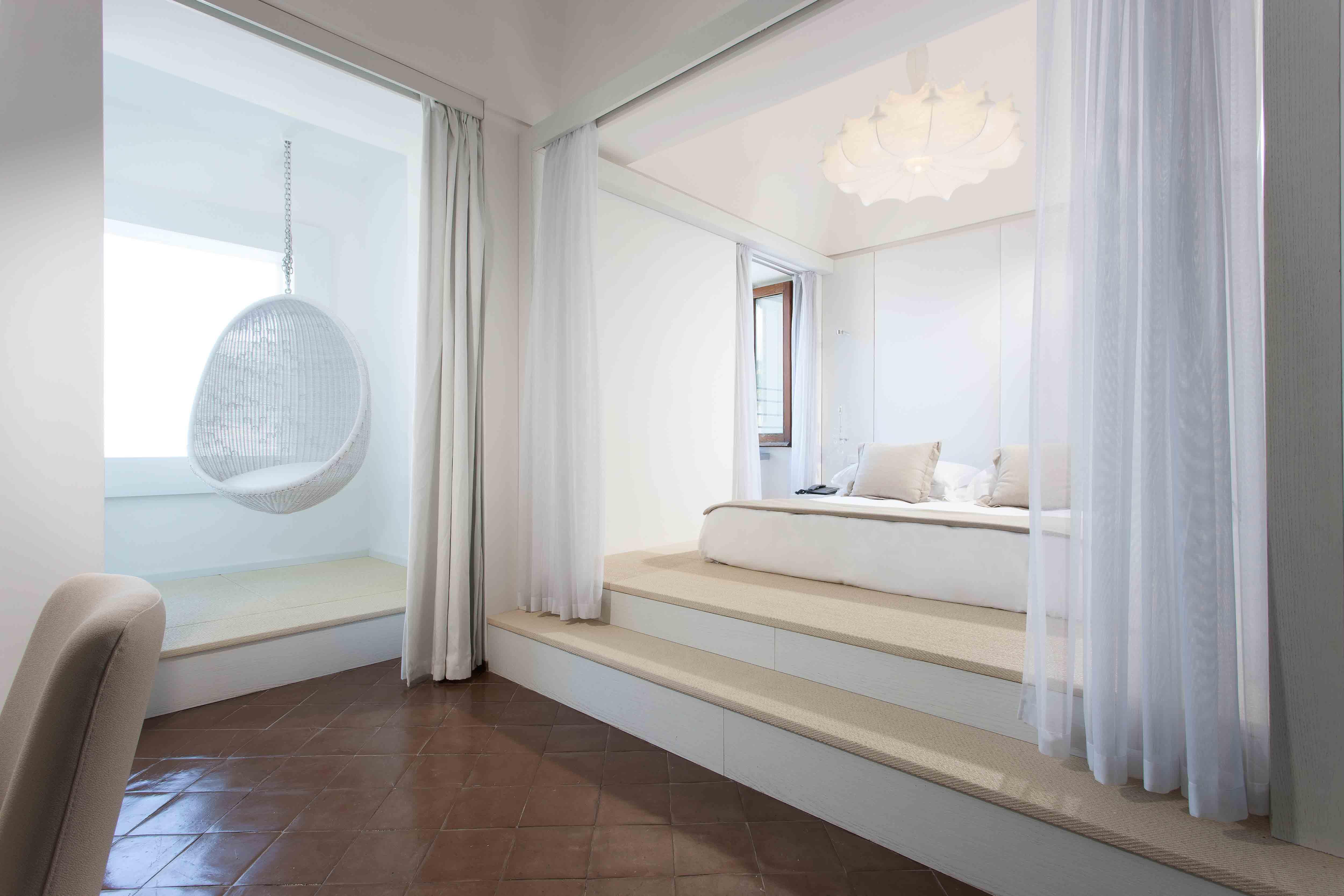 Location uniche, l'NH Collection Grand Hotel Convento di Amalfi