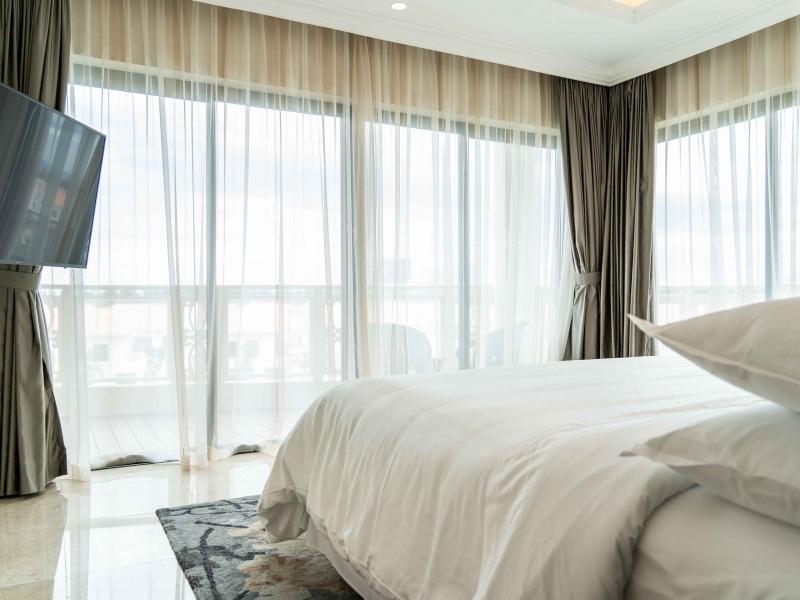 Lo Sheraton Grand Danang Resort: soggiorno sulla spiaggia incontaminata