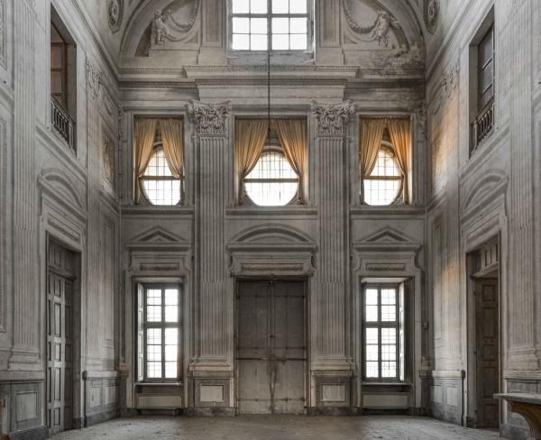 Villa abbandonata in Piemonte