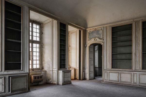 la Villa C. abbandonata dichiarata Monumento Nazionale in Piemonte