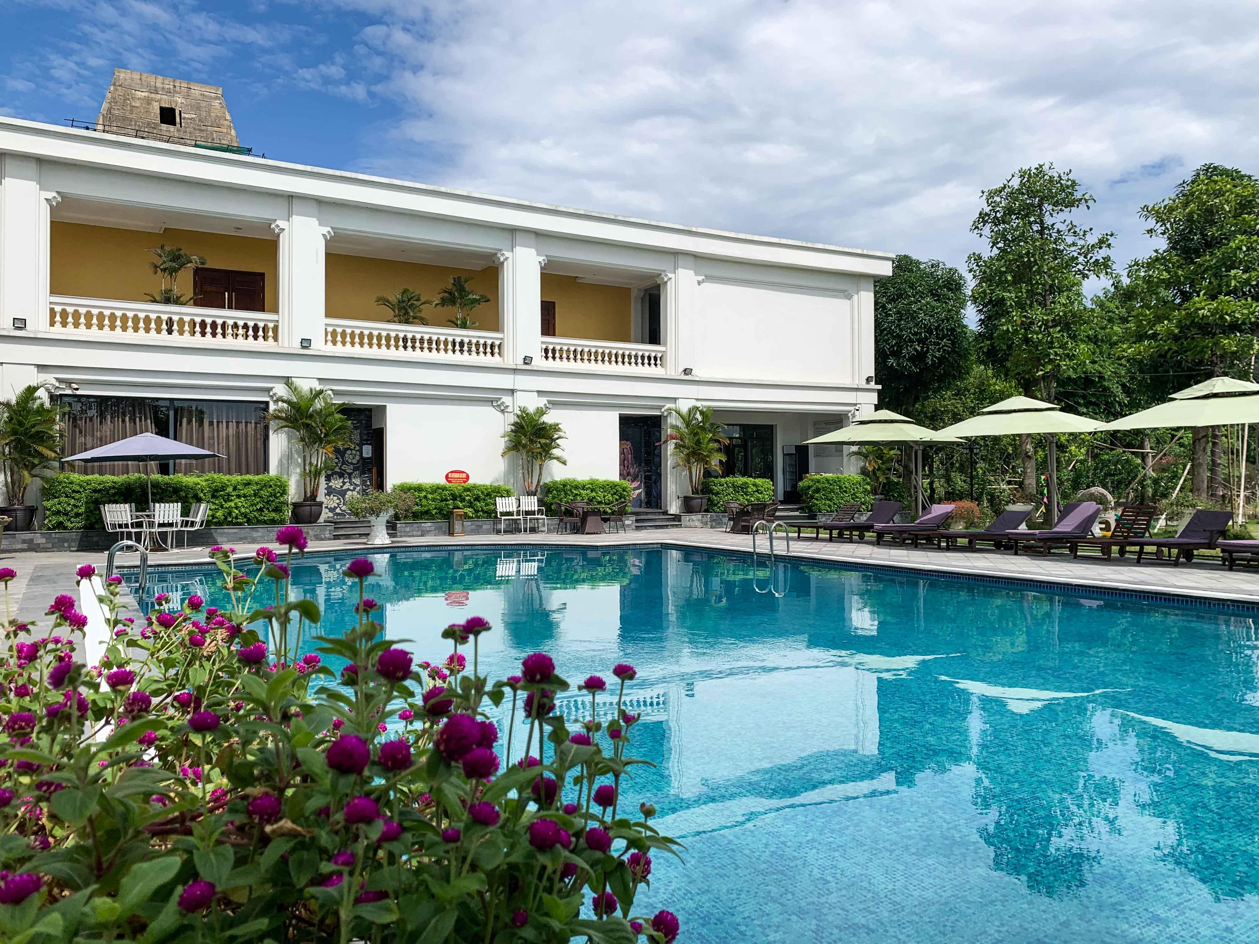 L'Hidden Charm Hotel & Resort, base ideale per un'avventura a Ninh Binh
