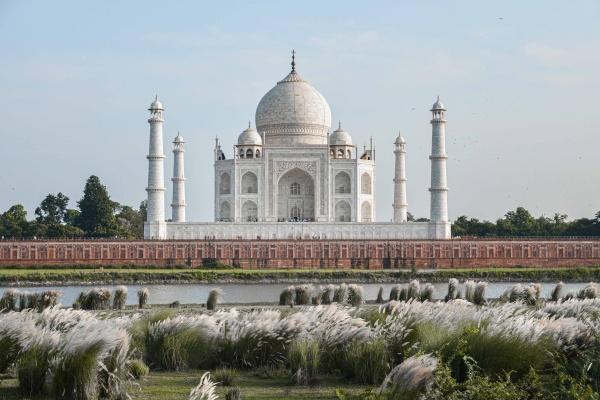 Il Taj Mahal, la tomba più bella del mondo è in India