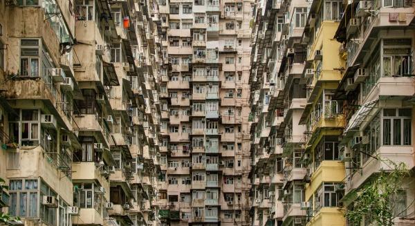 Yik Cheong Building, la giungla urbana di Hong Kong