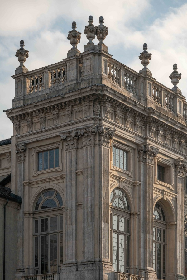 Palazzo Madama dettaglio Torino