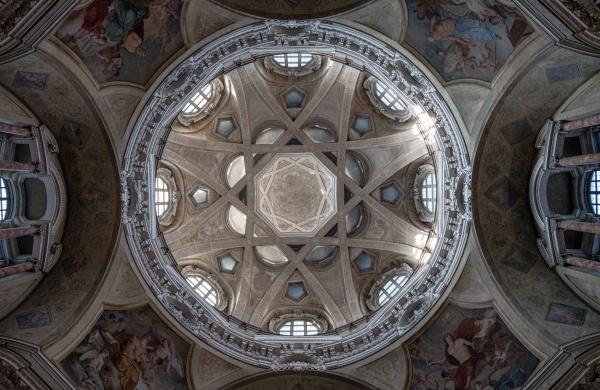 Chiesa di San Lorenzo Torino, Lumix S1R