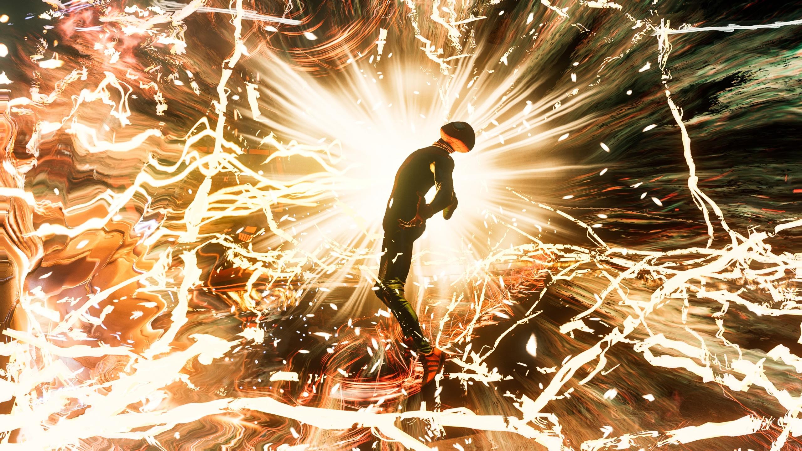 Spider-Man Miles Morales: Virtual Photography PS5