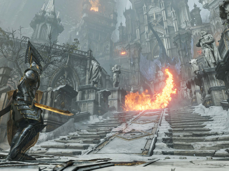 Demon's Souls Remake: Virtual Photography PS5